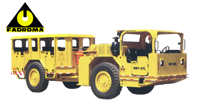 Underground Personnel Carriers